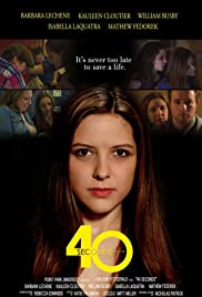 40 Seconds Poster