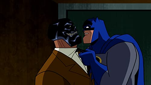 Batman Takes on Black Mask and the Prototypes