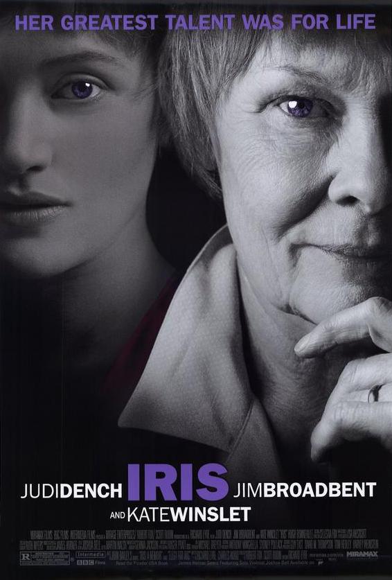Kate Winslet and Judi Dench in Iris (2001)