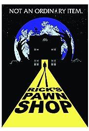 Rick's Pawn Shop Poster