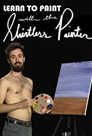 The Shirtless Painter Poster