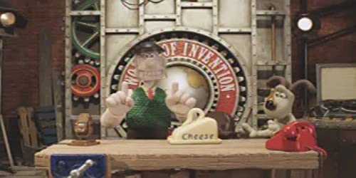 Wallace & Gromit's World Of Invention: Stinky Cheese