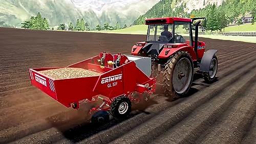 Farming Simulator 19: GRIMME Equipment Pack Launch Trailer