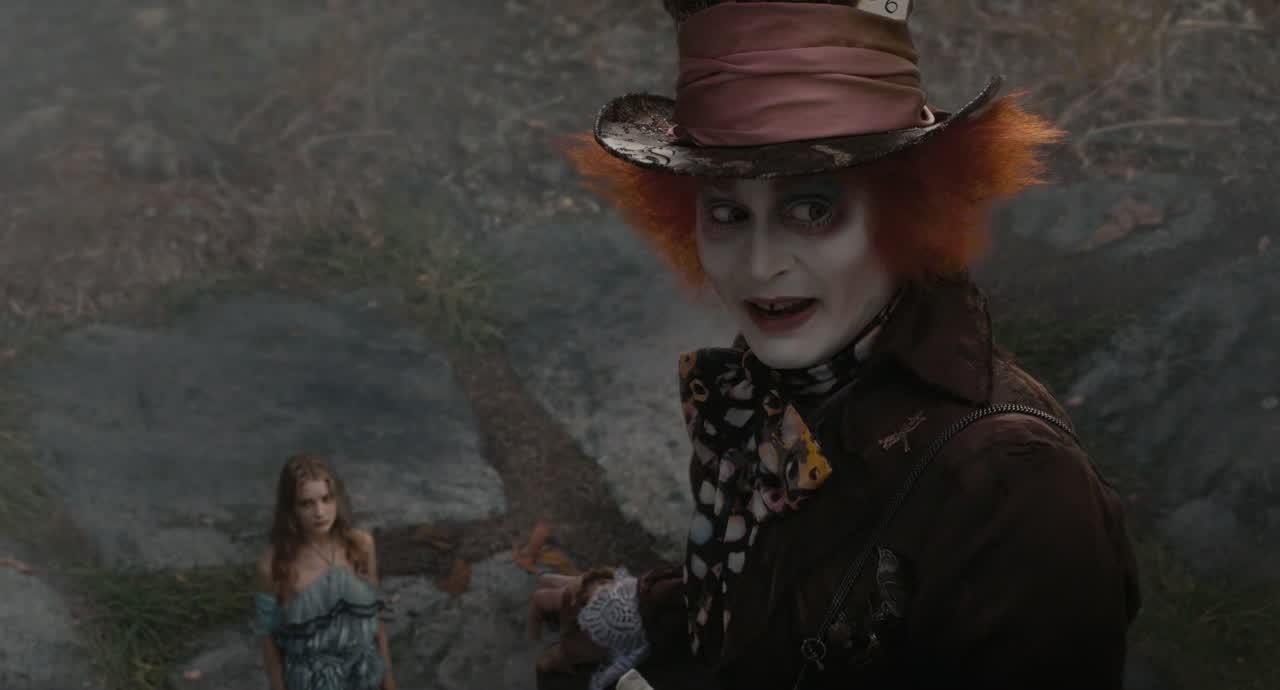 Alice In Wonderland 2010 Teaser