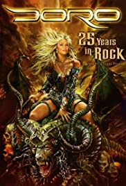 Doro: 25 Years in Rock Poster