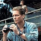 Eric Stoltz and Kari Wuhrer in Anaconda (1997)