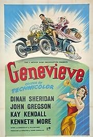 Genevieve(1953) Poster - Movie Forum, Cast, Reviews