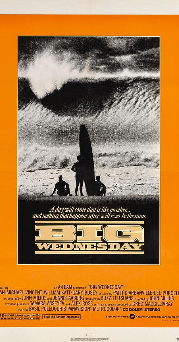 Subtitle of Big Wednesday