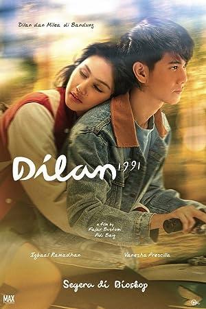 Dilan 1991 (2019) NETFLIX WEB-DL 480p & 720p