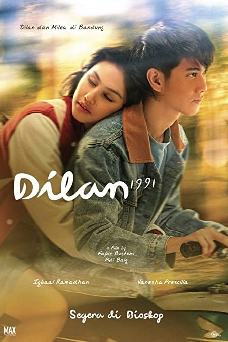 Dilan 1991 (2019) Indonesian WEB-DL  720P x264  900MB  Download