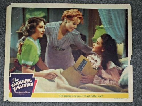 Spring Byington, Kathryn Grayson, and Natalie Thompson in The Vanishing Virginian (1942)