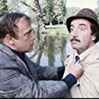 Peter Sellers and Herbert Lom in The Pink Panther Strikes Again (1976)
