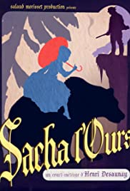 Sacha l'ours Poster