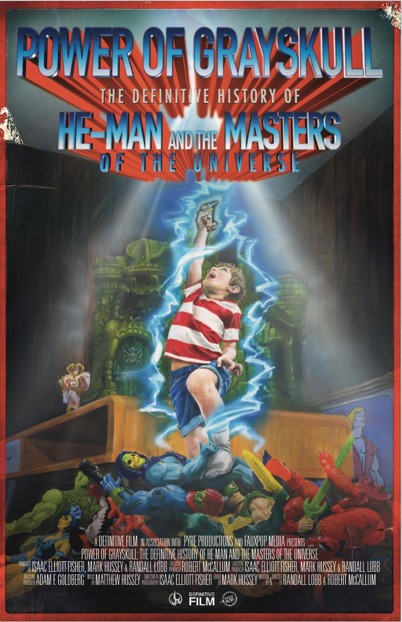 Power of Grayskull: The Definitive History of He-Man and the Masters of the  Universe (2017) - IMDb