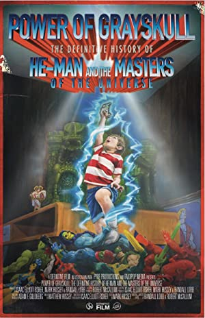 Where to stream Power of Grayskull: The Definitive History of He-Man and the Masters of the Universe