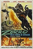 Zorro in the Court of Spain