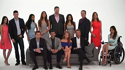 Behind the Scenes of WPT Talent Photoshoot