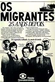 Os Imigrantes Poster