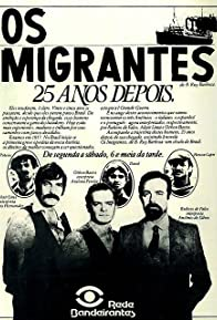 Primary photo for Os Imigrantes