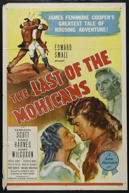 The Last of the Mohicans (1936)