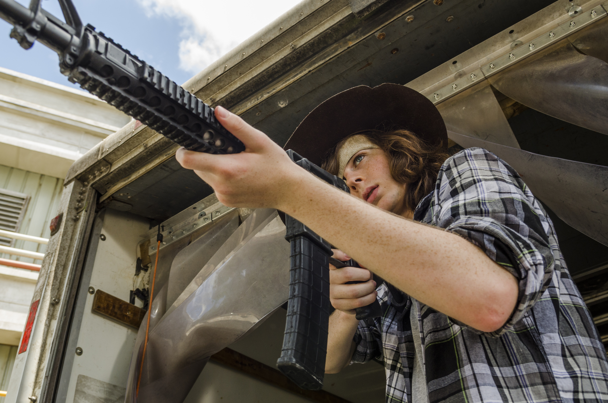 The Walking Dead 7×07 – Cantame una canción