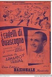 I cadetti di Guascogna Poster