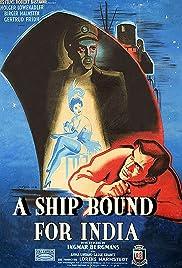 A Ship to India(1947) Poster - Movie Forum, Cast, Reviews