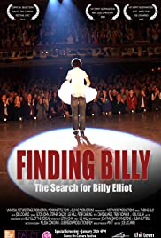 Finding Billy Poster