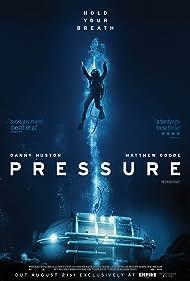 Matthew Goode and Danny Huston in Pressure (2015)