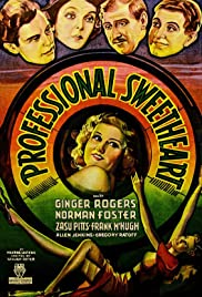 Professional Sweetheart(1933) Poster - Movie Forum, Cast, Reviews