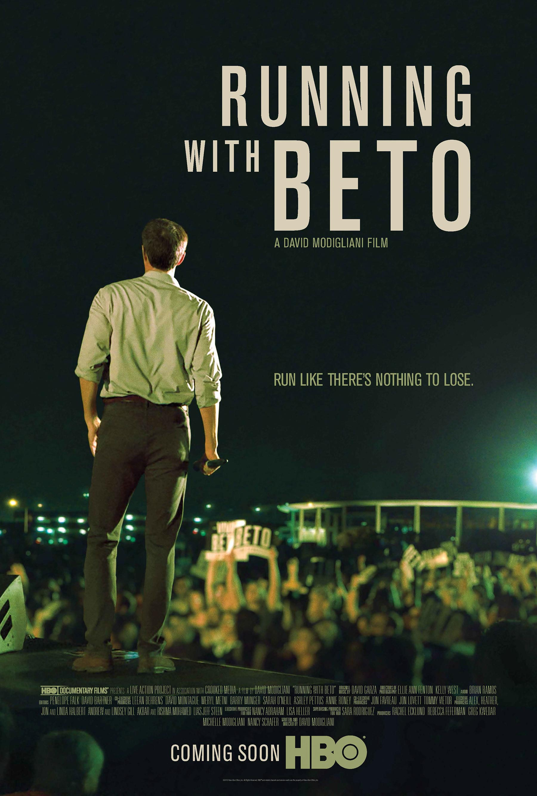 Running with Beto (2019) - IMDb