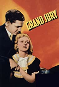 Louise Latimer and Fred Stone in Grand Jury (1936)