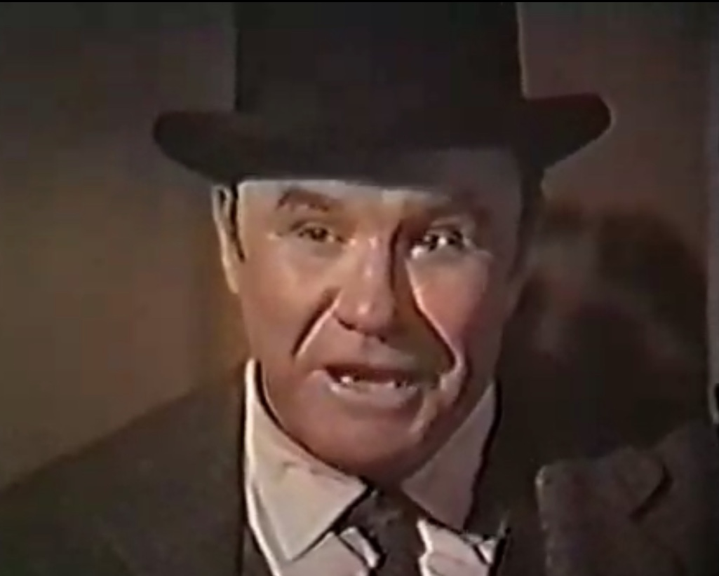 R.G. Armstrong in T.H.E. Cat (1966)