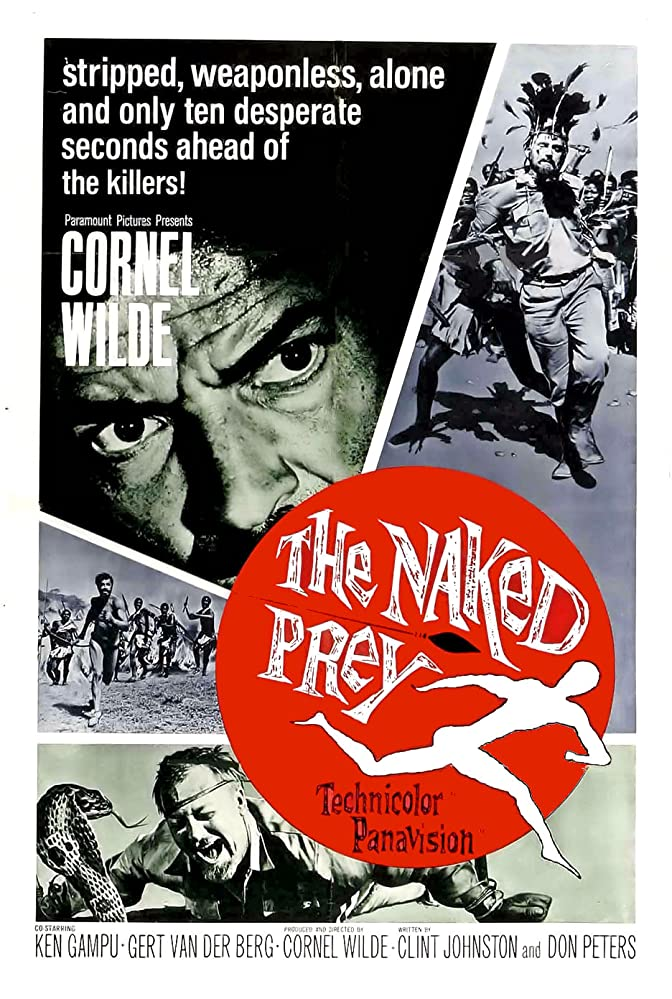 The Naked Prey (1965)