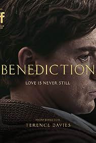Jack Lowden in Benediction (2021)