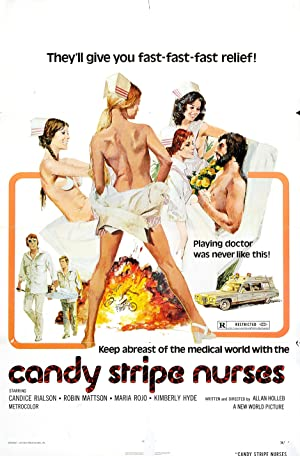 Candy Stripe Nurses 1974|movies247.me