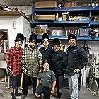 Tim Donelson, John Villarreal-Vega, and Jamie Dwayne Marshall in Texas Metal (2017)