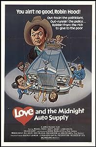 Love and the Midnight Auto Supply Cirio H. Santiago