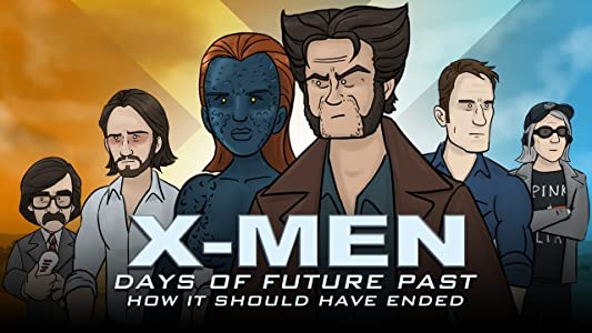 Divx download new movies How X-Men: Days of Future Past Should Have Ended [2048x2048]