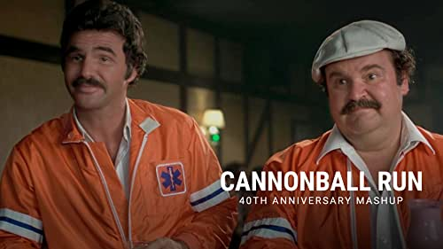 In celebration of the 40th anniversary of 'The Cannonball Run,' we're looking back at Hal Needham's star-studded bonanza, including Burt Reynolds, Dom DeLuise, Farrah Fawcett, Dean Martin, Sammy Davis Jr., Roger Moore, and Jackie Chan.