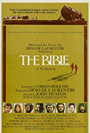 The Bible: In the Beginning... (1966) Poster - Movie Forum, Cast, Reviews