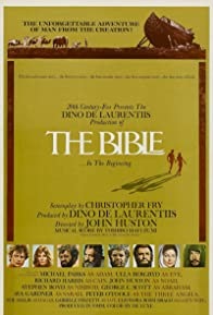 Primary photo for The Bible: In the Beginning...