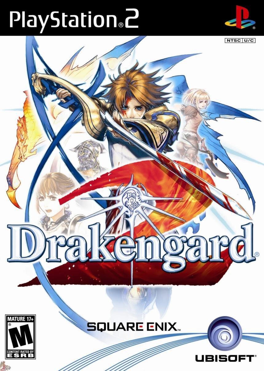 Drag-On Dragoon 2: Fûin no kurenai, haitoku no kuro (2005)