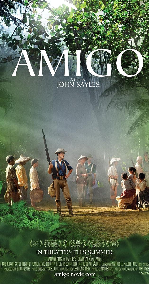 Subtitle of Amigo