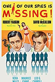 One of Our Spies Is Missing Poster