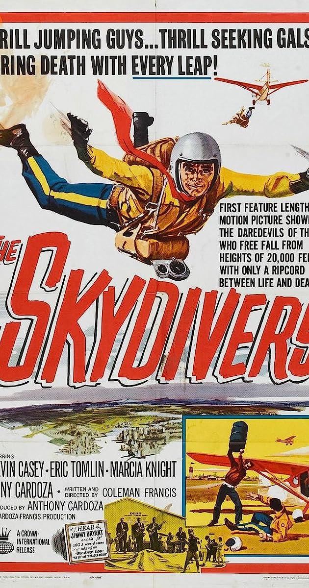 The Skydivers (1963) - IMDb