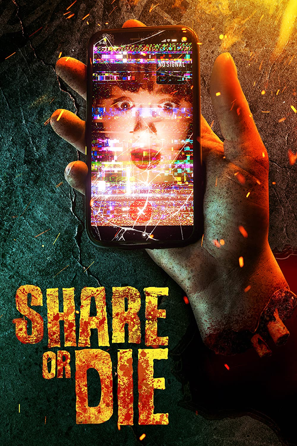 Share or Die (2021) Telugu Dubbed (Voice Over) & English [Dual Audio] WebRip 720p [1XBET]