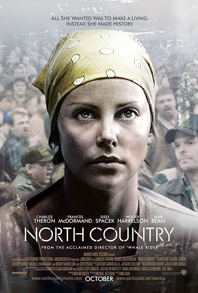 Charlize Theron in North Country (2005)