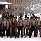 Daniel Day-Lewis, Liam Carney, and Gary McCormack in Gangs of New York (2002)