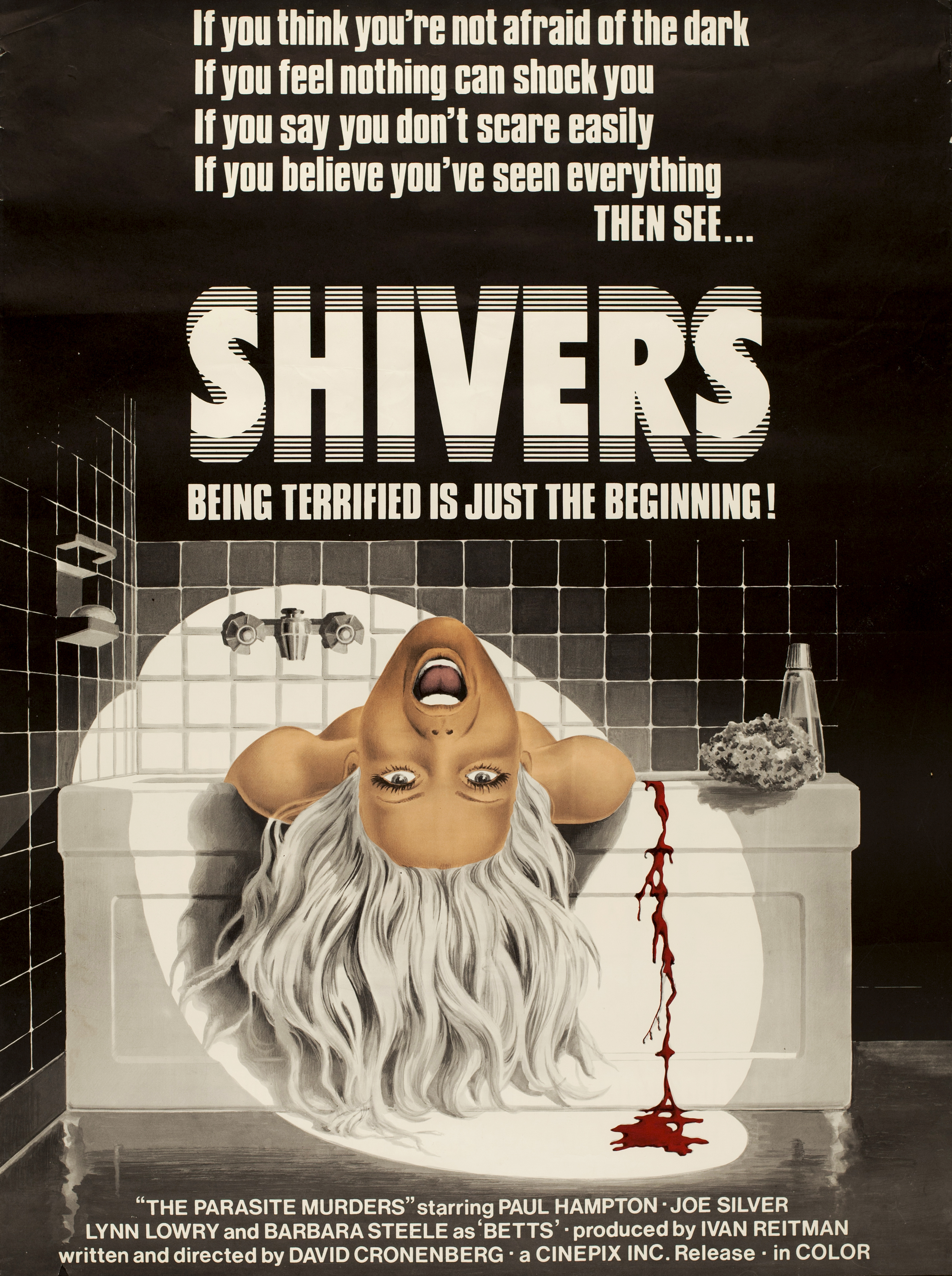 Shivers (1975) - IMDb